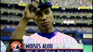 1994 Montreal Expos All Stars
