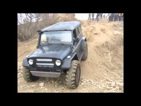 ГАЗ 66 против МТЗ 80 - YouTube