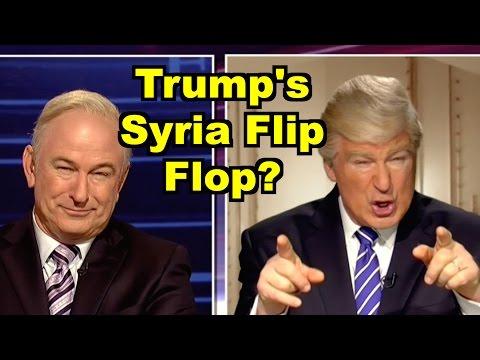 Trump's Syria Flip Flop? - Alec Baldwin, Bill Maher & MORE! LV Sunday LIVE Clip Roundup 207