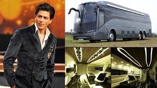 Gambar cover INSIDE LOOK Of Bollywood Stars Lavish VANITY VANS | Shahrukh Khan, Salman Khan
