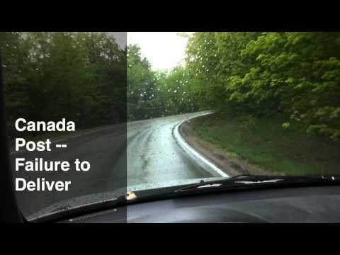 Canada Post -- Failure to Deliver