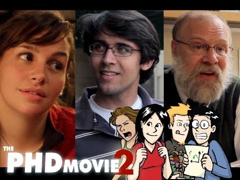 Art vs. Research - Help us make The PHD Movie 2!