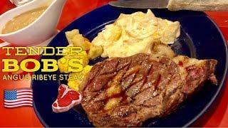 Gambar cover Tender Bob's | Angus Ribeye Steak | Salpicao | Greenbelt 2 | Makati Manila Philippines