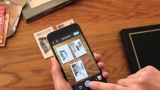 Photomyne album scanner - Promo