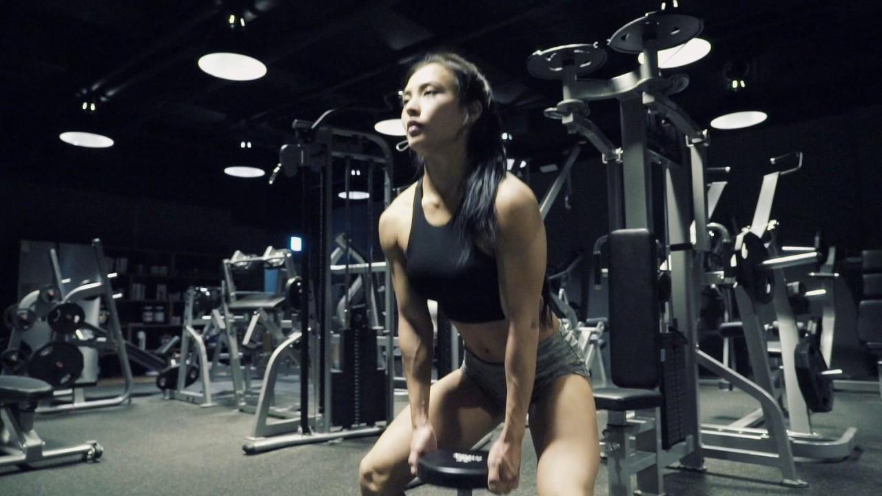Korea Fitness Girl's motivation final