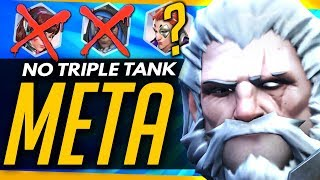 Overwatch | Why Triple Tank Meta Won't Come Back!