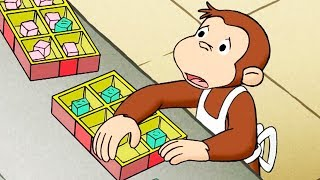 Curious George 🐵Candy Counter 🐵Kids Cartoon 🐵Kids Movies 🐵Videos for Kids