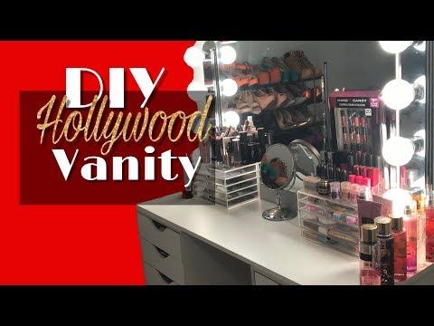 DIY Hollywood Vanity | Alex Drawer Dupe