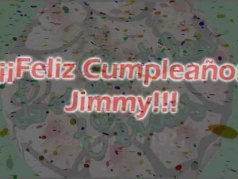 """""""Feliz Cumpleaños""""/Jaime Casarrubias Navarrete 04/..."""