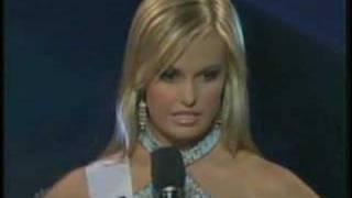 Miss Teen USA South Carolina w/ Billy Madison Ending