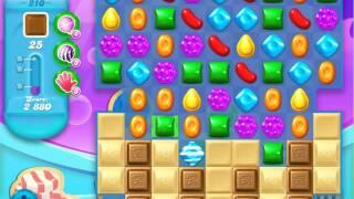 Candy Crush Soda Saga Level 210 (3rd version)