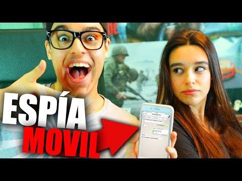 SI PIERDES TE ESPÍAN el MÓVIL!! CHALLENGE con MI HERMANA! - AlphaSniper97