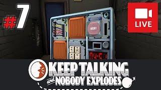 "[Archiwum] Live - Keep Talking and Nobody Explodes z Torgusem! (3) - [3/3] - ""Dupocycki"""