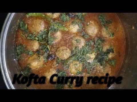 Kofta Curry /kofta salan recipe by sehar's cuisine