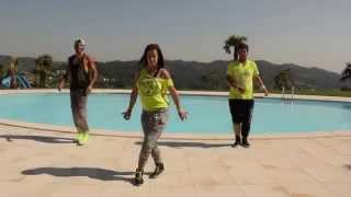Chino & Nacho - Me Voy Enamorando ft. Anita Gonçalves - Zumba Fitness
