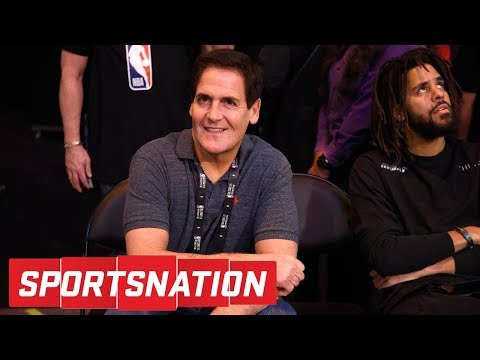 Mark Cuban told Mavericks players 'losing is our best option' | SportsNation | ESPN