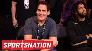 Mark Cuban told Mavericks players