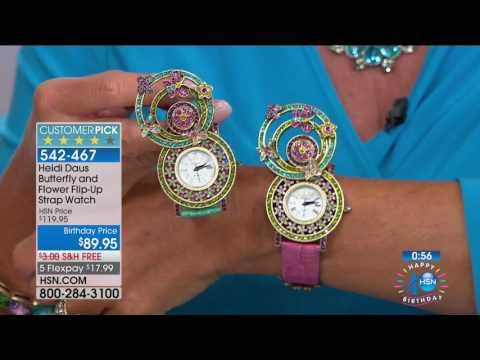 HSN | Heidi Daus Jewelry Designs Celebration 07.06.2017 - 02 PM