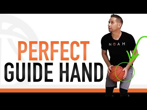 How To Get the Perfect Guide Hand: Noah Basketball Shooting Tips