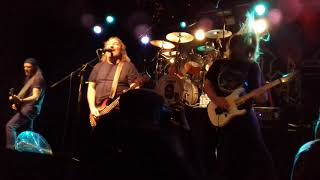 SACRED REICH - Divide & conquer + The American way - 11. 12. 2019 live in hirsch (Nurnberg)