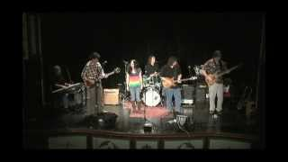 """Eyes of the World"" - HALF STEP at Vail-Leavitt Music Hall - 11-17-12"