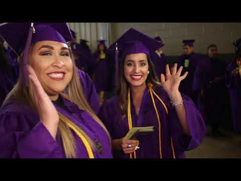 Northwest Vista College Commencement 2019