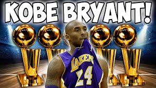 KOBE BRYANT BUILD! NEW FAVORITE BUILD! HES UNSTOPPABLE! | NBA 2K20 |