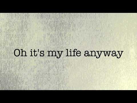 Rebecca Ferguson fairytale let me live my life this way lyrics