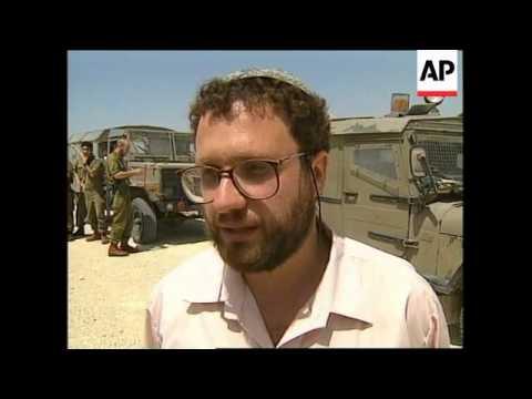WEST BANK: ISRAELI SETTLER SHOT DEAD IN LAND DISPUTE