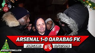 Arsenal 1-0 Qarabag FK | With Mesut Ozil You Play With 10 Men! (Claude & Kenny Ken)
