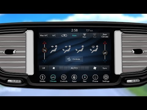 Auto Climate Controls In Your FCA Vehicle | How To | Chrysler, Dodge, Jeep & Ram Vehicles