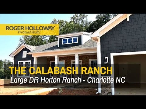 DR Horton Ranch Floor Plans - The CALABASH