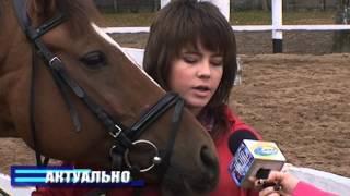 Борисовчанка — победительница турнира по конному спорту 13 10 02