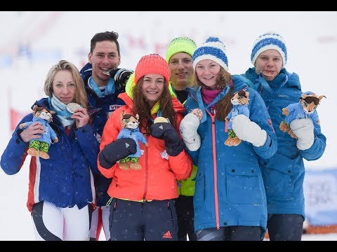 Alpine Skiing - Mixed Team Event - МАТЧ АРЕНА | Lillehammer 2016 Youth Olympic Games