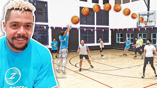Zacks First Game! We Went CRAZY!? - Basketball Game 3