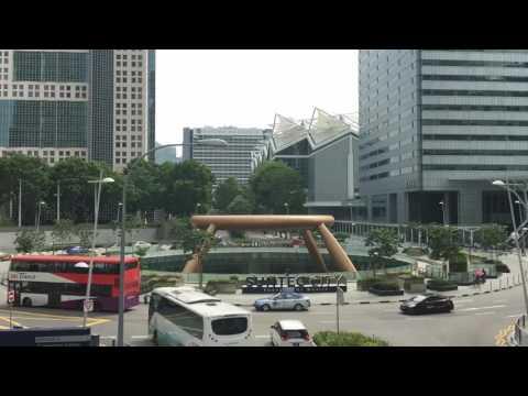 Suntec Singapore time lapse