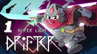 Hyper Light Drifter | Let's Play Ep. 1 | Super Beard Bros.