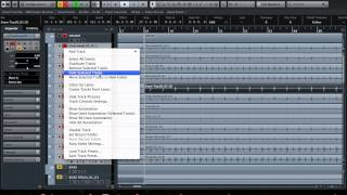 CUBASE 8 DRUM QUANTIZING TUTORIAL