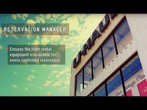 U-Haul Moonlighters - Reservation Manager