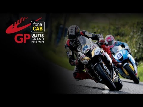 Ulster GP 2019 | Peter Hickman | On Board | Superbike Race
