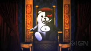 Danganronpa: Trigger Happy Havoc Trailer #2