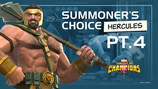 Dev Diaries: Hercules Ep. 4 - Champion Design   Marvel Contest of Champions