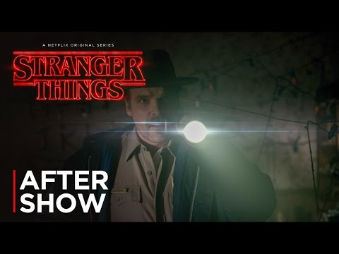 Stranger Things After Show | Chapter Five: The Flea and The Acrobat | Netflix