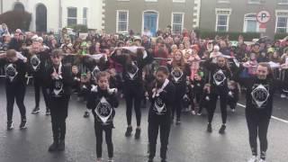 Urban X Hip Hop Performance St  Patrick's Day 2017