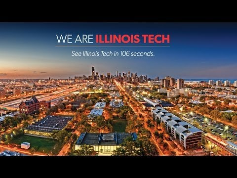This is Illinois Tech