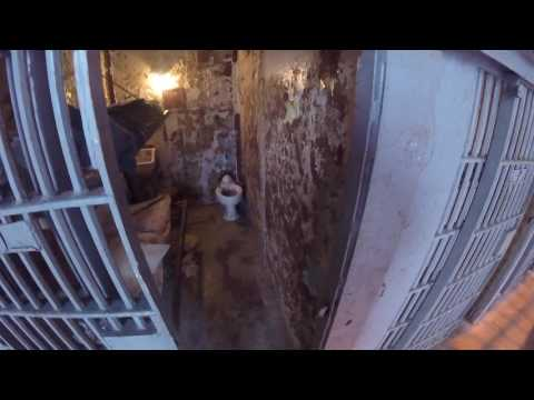 Inside the cells of Prison - OSR - Ohio State Reformatory