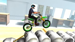 Bike racing games - RC Motorbike Motocross 3D - Gameplay Android free games