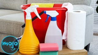 Top 10 Surprisingly Dangerous Things You Have in Your Home