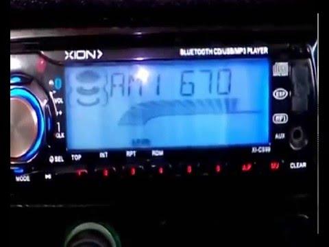 DX: LU9 RADIO MAR DEL PLATA, desde Montevideo.