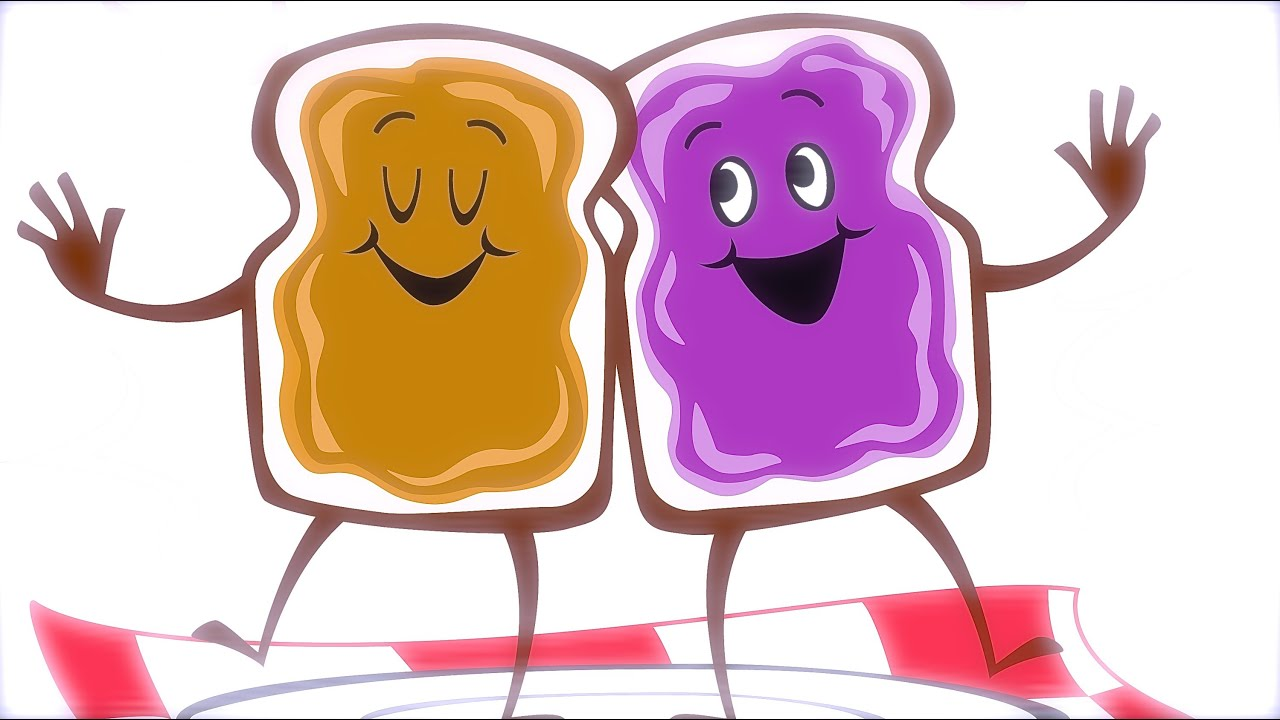 PEANUT BUTTER Jelly Time Stop Motion Video - SMARTalec ...
